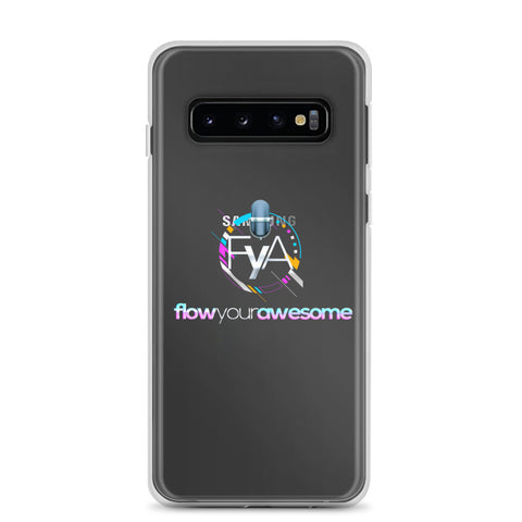 Flow Your Awesome Samsung Case - Warrior Design Co. | Quality Affordable Branding Solutions