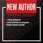 Branding Packages for Authors Branding Package- Warrior Design Co. | Quality Affordable Branding Solutions