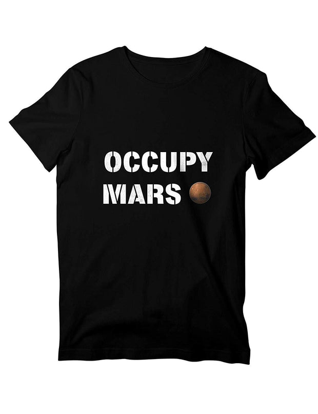 Occupy Mars - Whoosh T-shirt (Clearance) - Whoosh