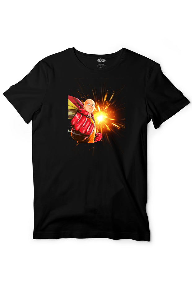 The Blast - One Punch Man T-shirt - Whoosh