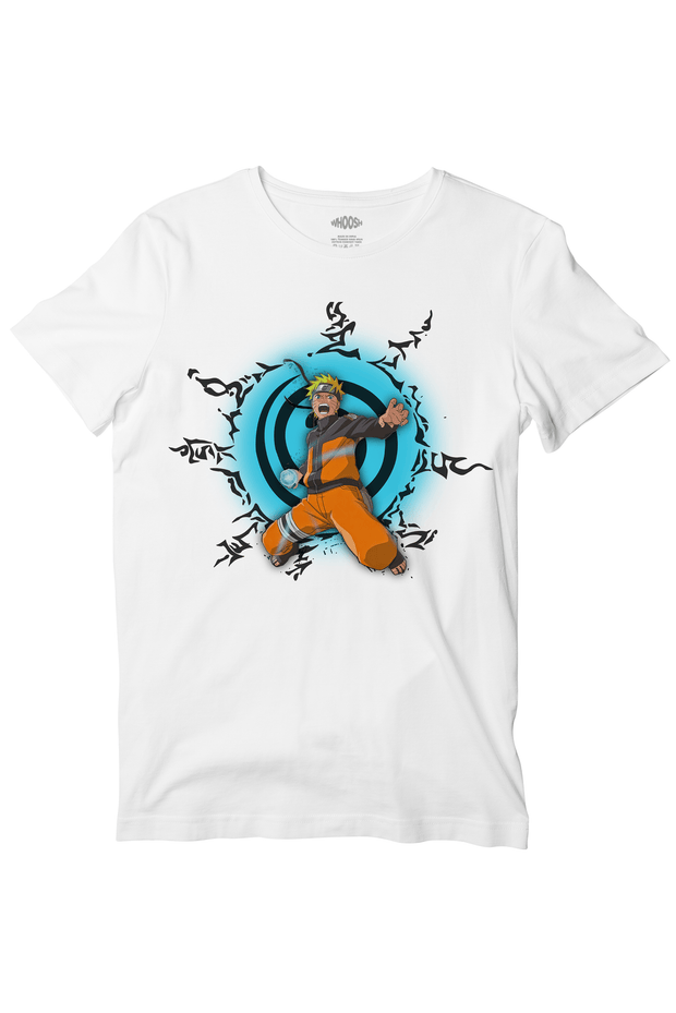 The Light - Naruto T-shirt - Whoosh