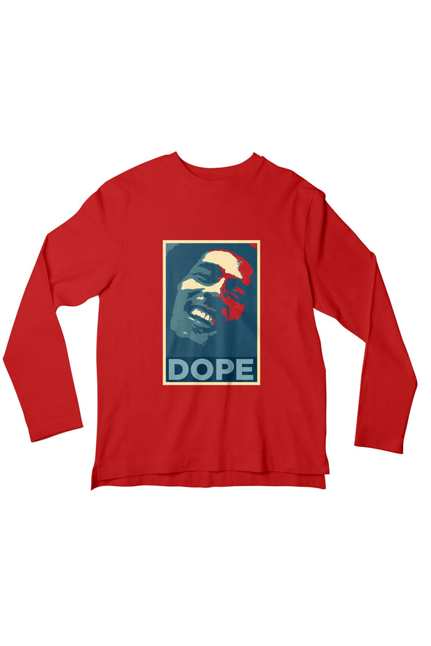 Dope - Trippy Full Sleeves T-shirt - Whoosh
