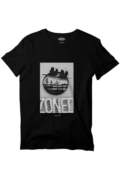 Zoned - Trippy T-shirt - Whoosh