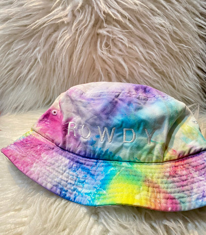 TIEDYE BUCKET HATS