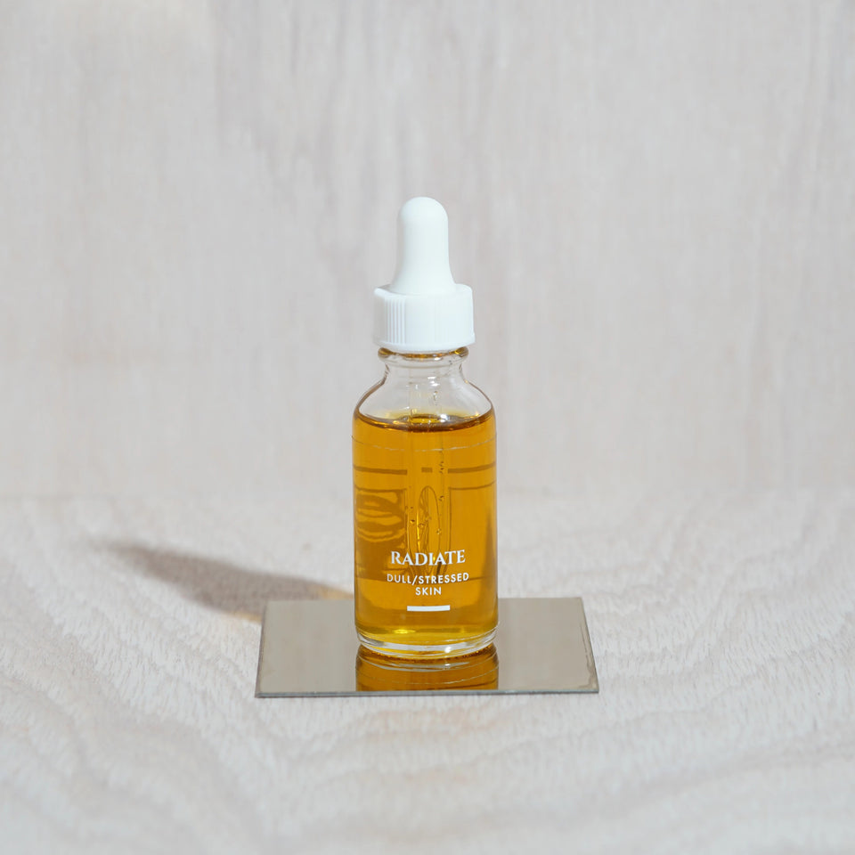 Remedy Oil - RADIATE (Dull/Stressed Skin)