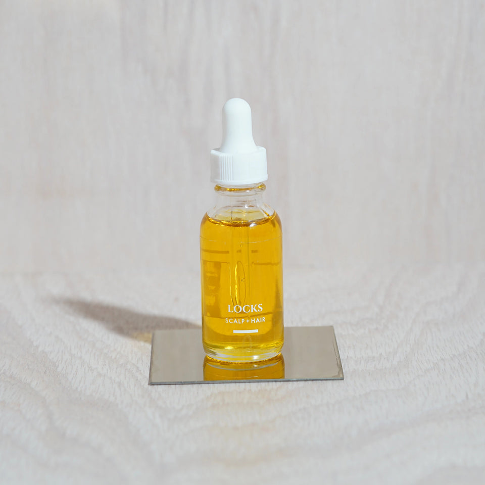Remedy Oil - LOCKS (Scalp + Hair)