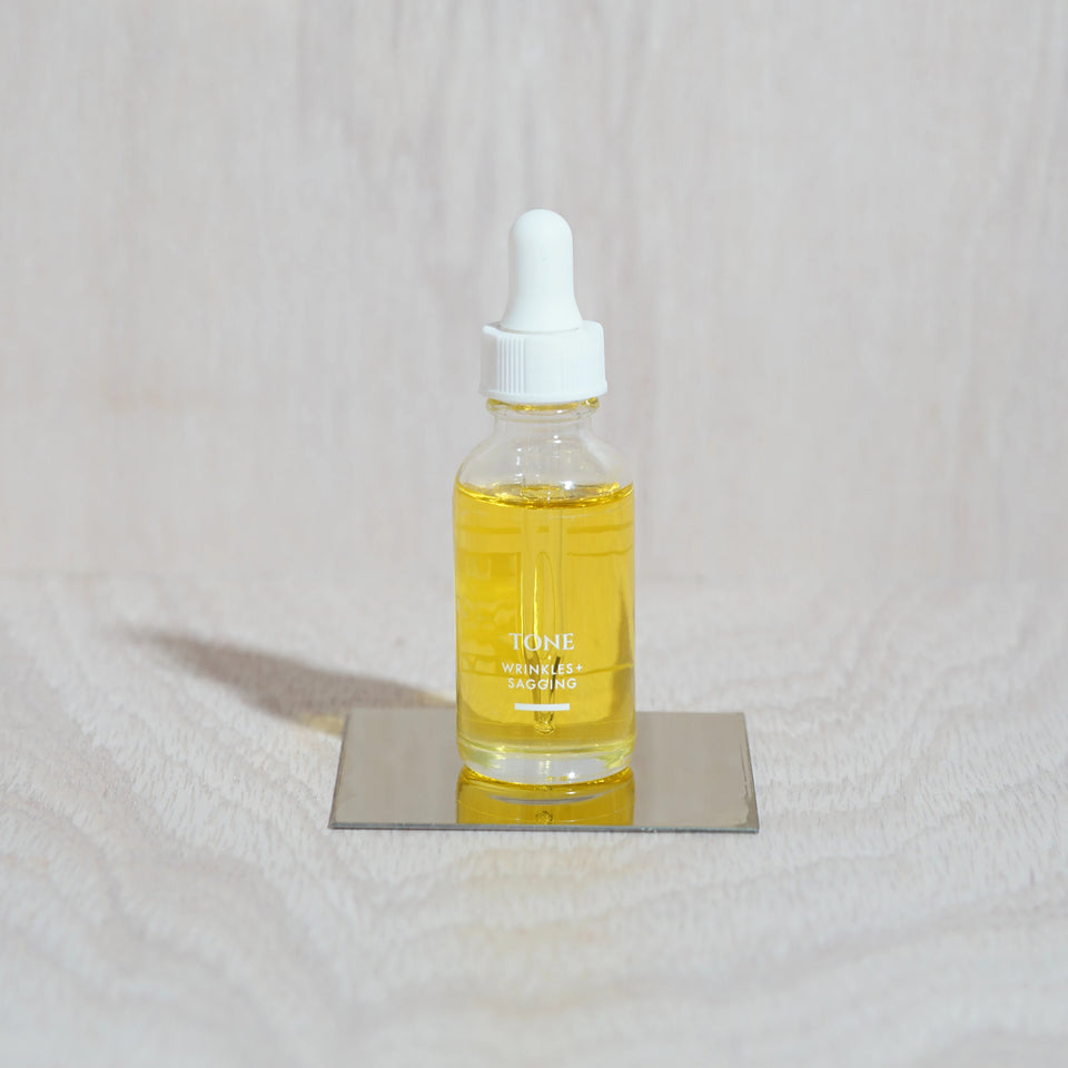 Remedy Oil - TONE (Wrinkles + Sagging)