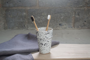 Ceramic Speckled Cup