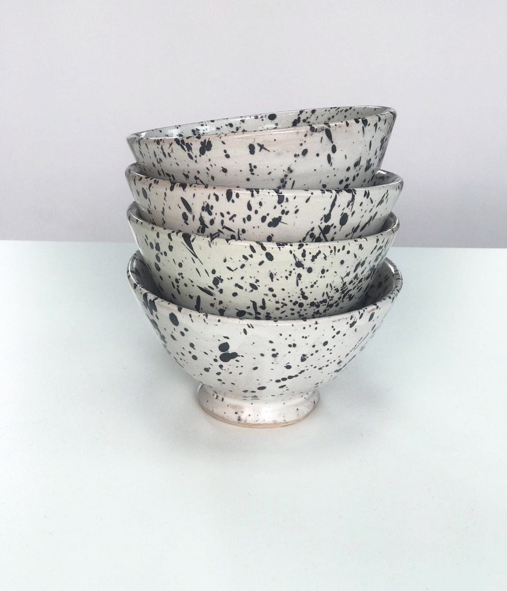 Mini Ceramic Speckle Bowl