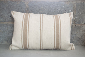 100% Wool Rectangular Cushion