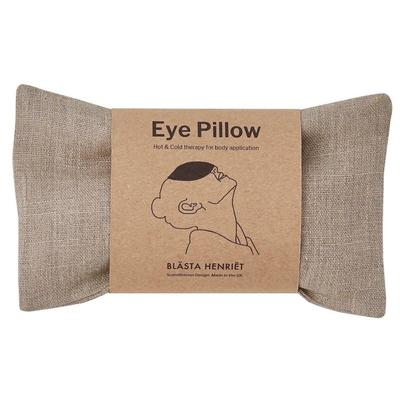 Blasta Henriet Natural Linen Eye Pillow Plain