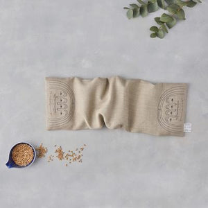 Blasta Henriet Linen Wheat Bag Plain