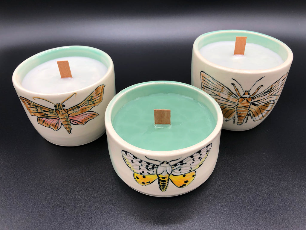 Moth candle holder tips and tricks