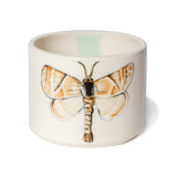 Mini moth candle cup