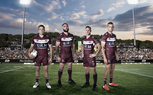 Manly Warringah Sea Eagles 2021 National Rugby League Supporters Range | Dynasty Sport NRL Apparel