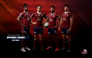 Queensland Reds Rugby 2021 Apparel Range by Dynasty Sport
