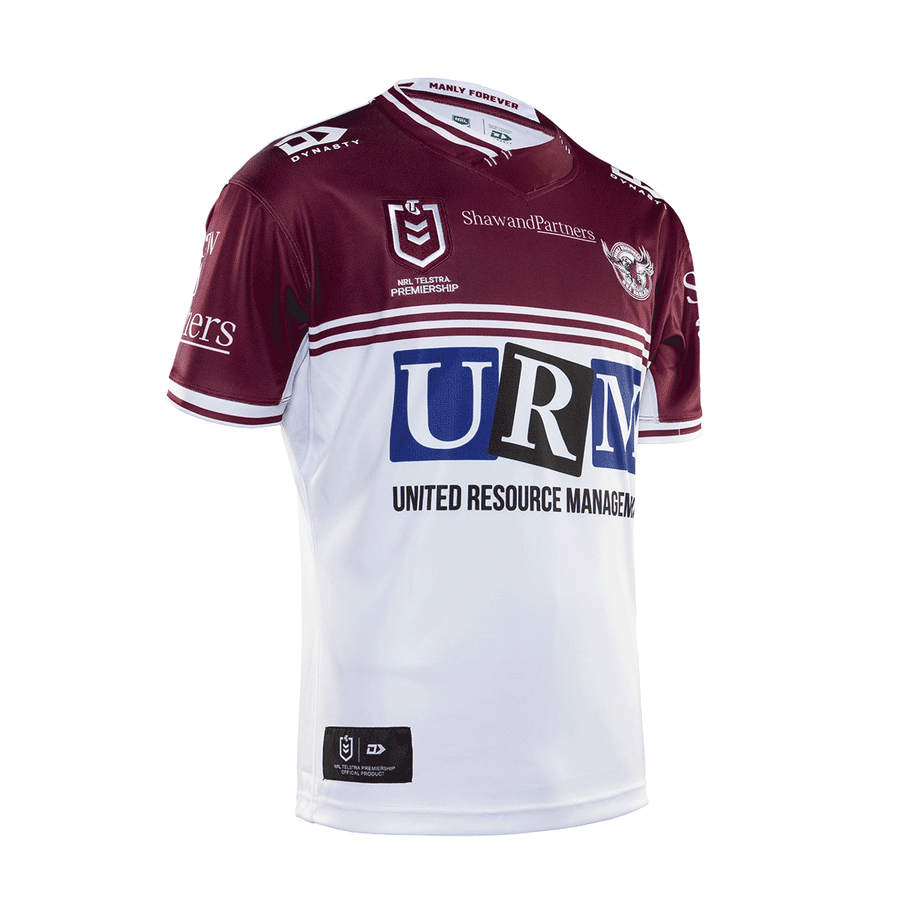 2020 Sea Eagles Mens Replica Away Jersey