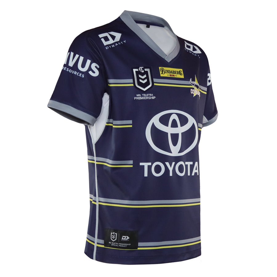 2021 North Queensland Cowboys Mens Replica Home Jersey