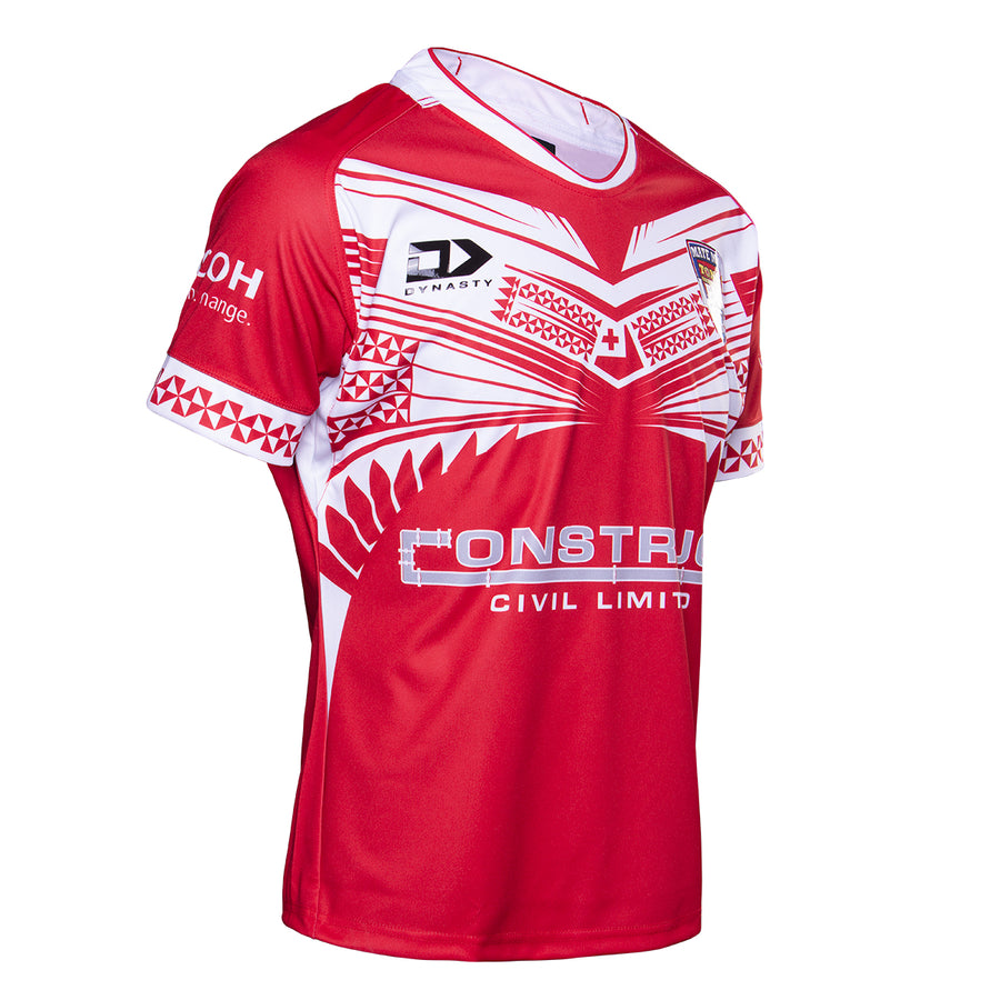 Tonga Rugby League Mens Replica Jersey