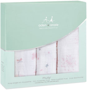 Aden & Anais Classic Musy 3-pack (GR)