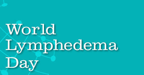 Save 15% on all lymphatic drainage products for World Lymphedema Day!