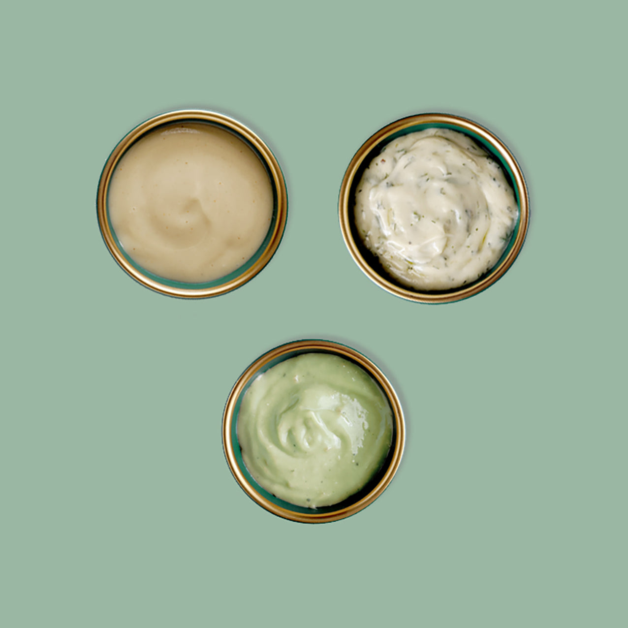 Dibble Flavoured Mayo 3 Ways
