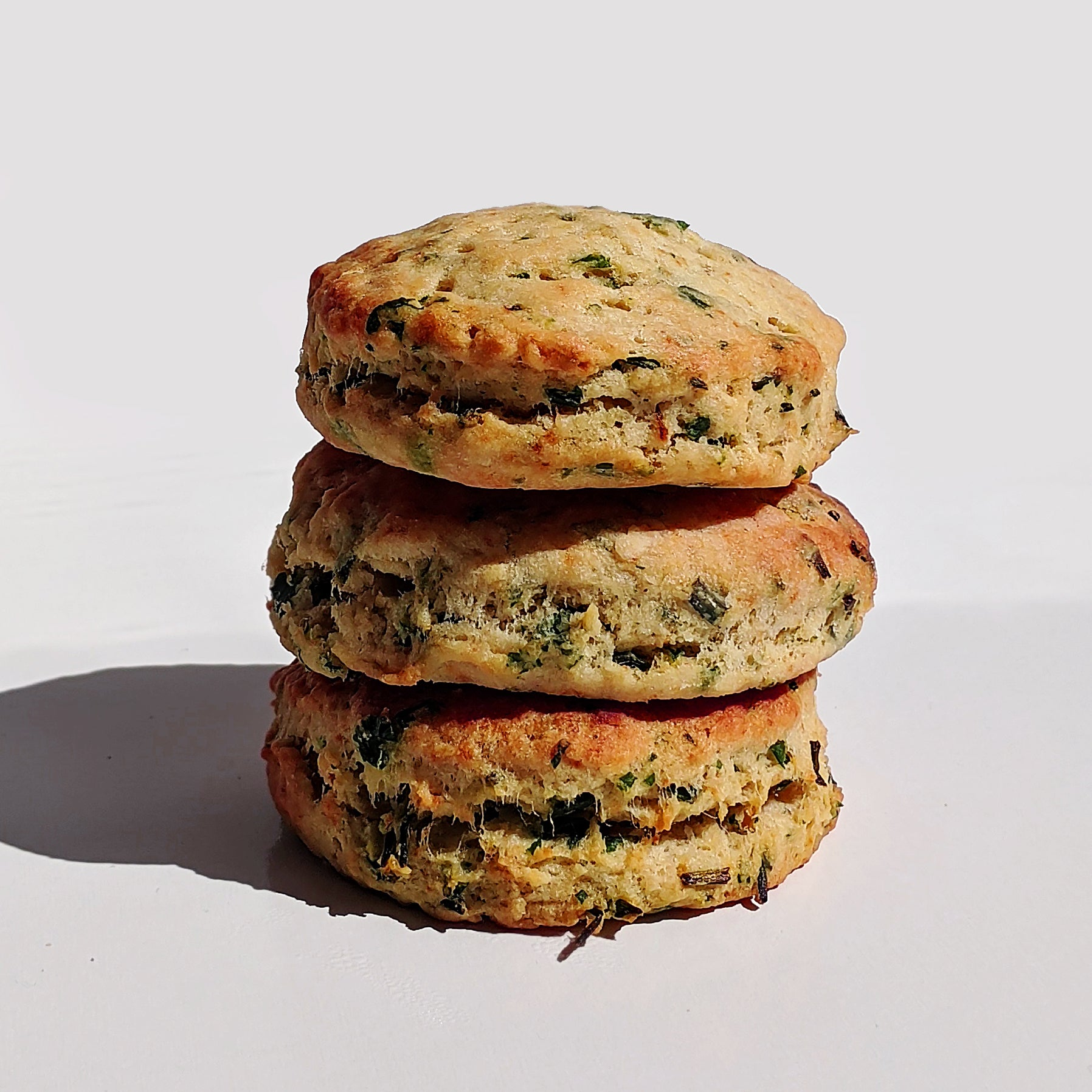 Sour Cream and Chives Biscuits