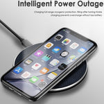 Fast Wireless Charger For Smart Phone