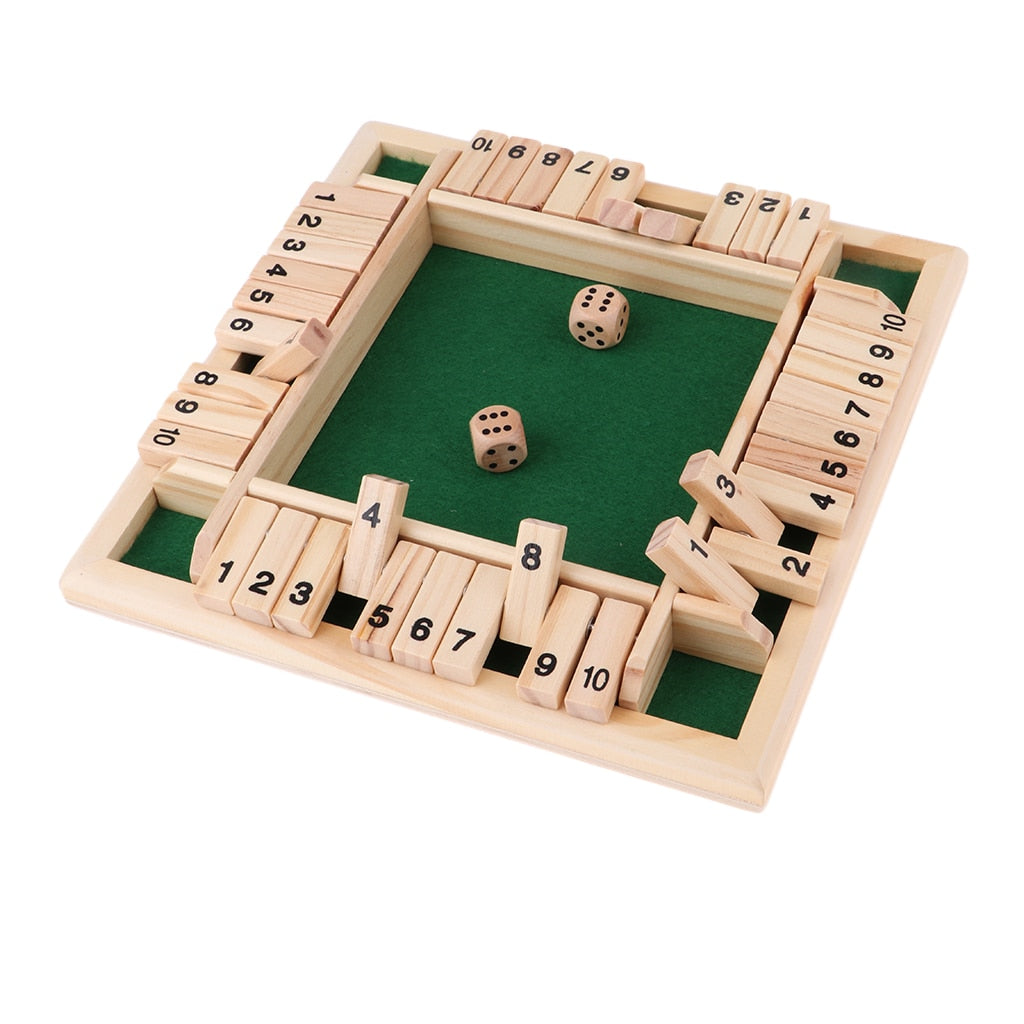 FunShut™ Dice Board Game
