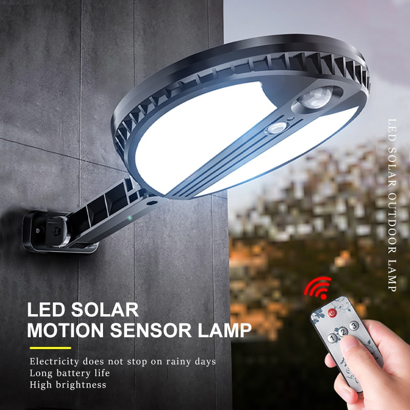 SolarLoop™ LED Outdoor Light