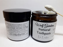 Load image into Gallery viewer, Toothpaste &  Tooth powder All-natural ingredients | No nasties