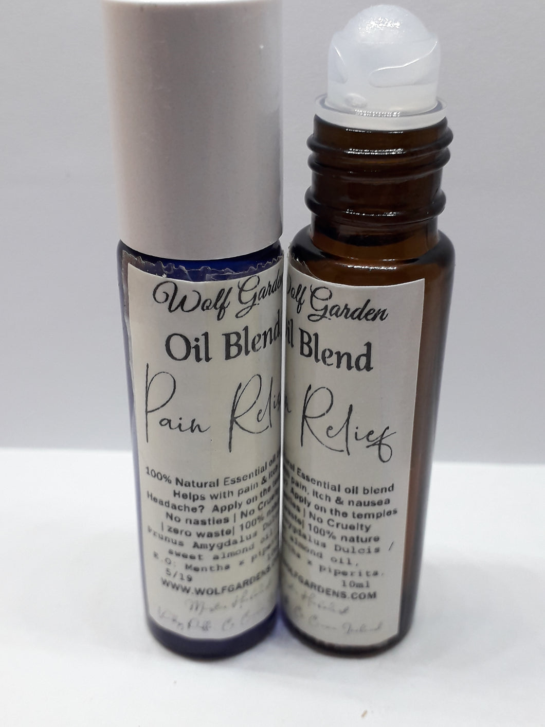 Pain relief Headaches & insect Bites | roll on first aid oil
