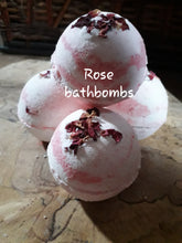 Load image into Gallery viewer, Bathbombs Natural with epsom salt | Natural pampering