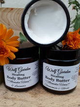 Load image into Gallery viewer, Body Butter | Rich & Healing butter | Vegan or with healing Manuka honey