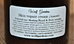 Skin reapair cream with Allantoin Body & hands