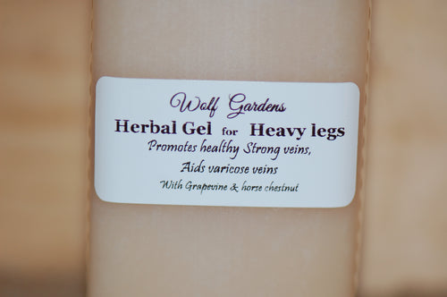 Gel for Heavy legs &  healthy veins