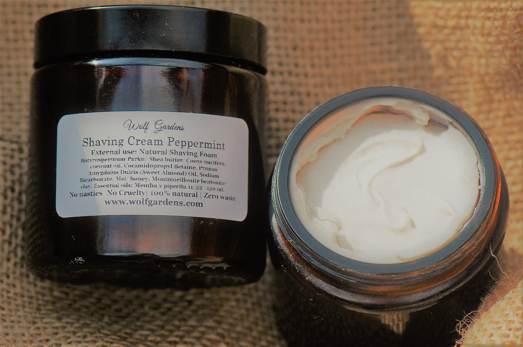 Shaving Cream All-Natural