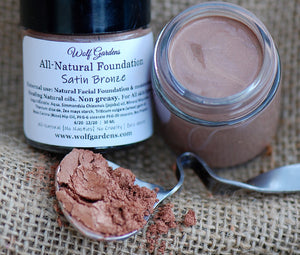 Foundation | All-Natural Non-Greasy Mineral Foundation