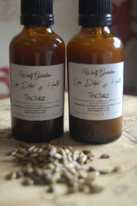 Tinctures |  all kinds of medicinal tinctures available