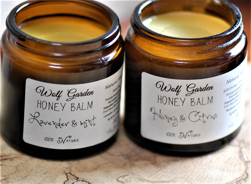 Healing Honey balm (barrier balm)