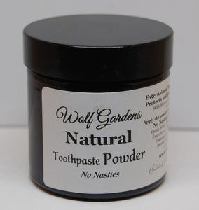 Toothpaste &  Tooth powder All-natural ingredients | No nasties
