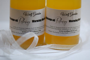 Massage oil All kinds & scents All-natural oils