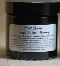 Load image into Gallery viewer, Beard Balm All-Natural