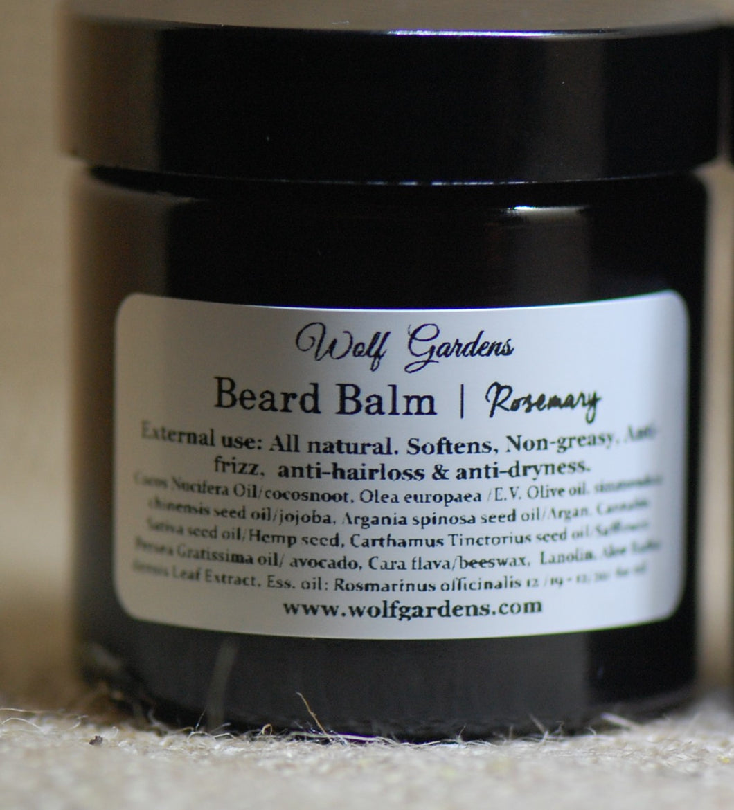 Beard Balm All-Natural