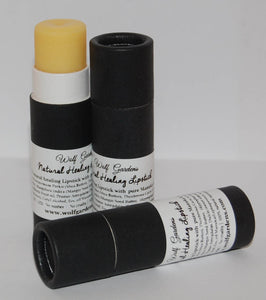 Lipstick Healing Balm Rich in  Vitamines All-Natural