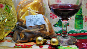 Mulled wine spices | Dried medicinal spicy wine for X mas