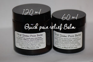 Painbalm quick pain relief Joint, muscle & nerve pain All-natural remedy