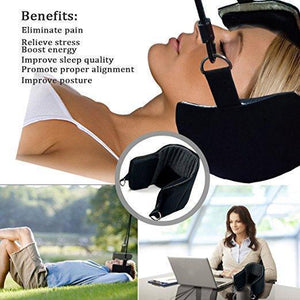 Neck Hammock: Cervical Traction Device for Neck Pain Relief