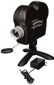 Halloween &Christmas Window Wonderland projector