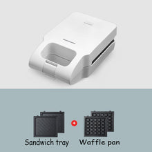 Load image into Gallery viewer, Breakfast Machine Sandwich Maker
